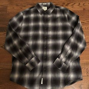 American Eagle Seriously Soft Cotton Plaid Flannel